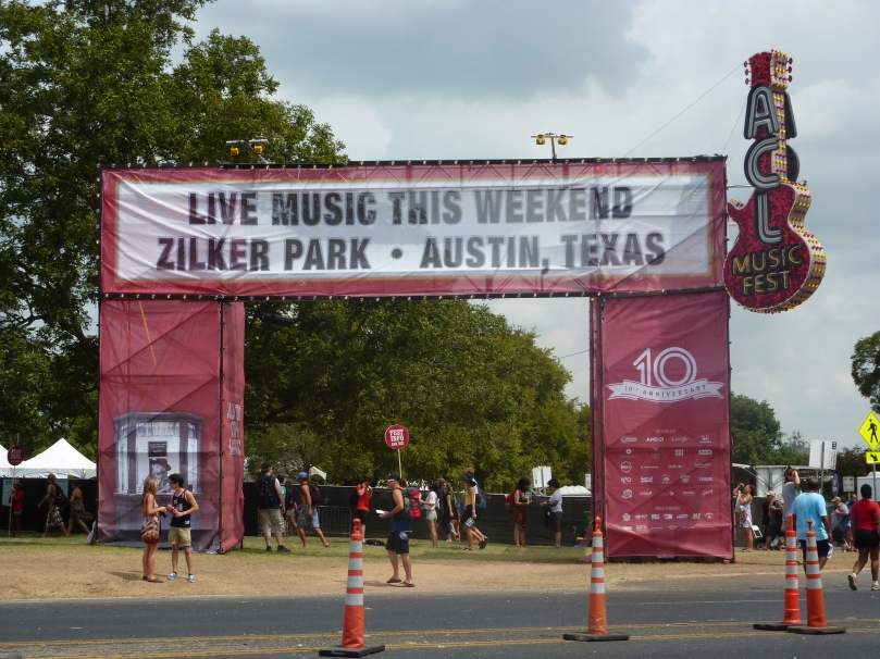 ACL 2011 - Entrance Day