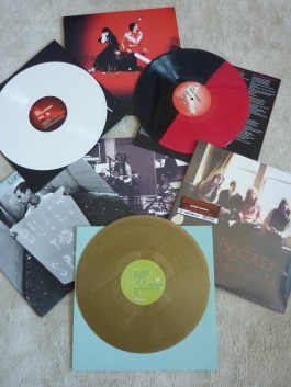 Record Store Day 2013 LP's