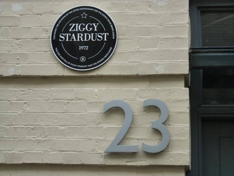 Ziggy - 23, Heddon Street