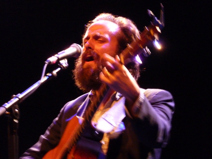 Iron & Wine, la Cigale 2013, Sam Beam