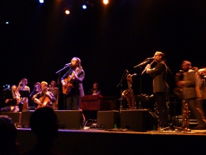 Iron & Wine, la Cigale 2013, full band