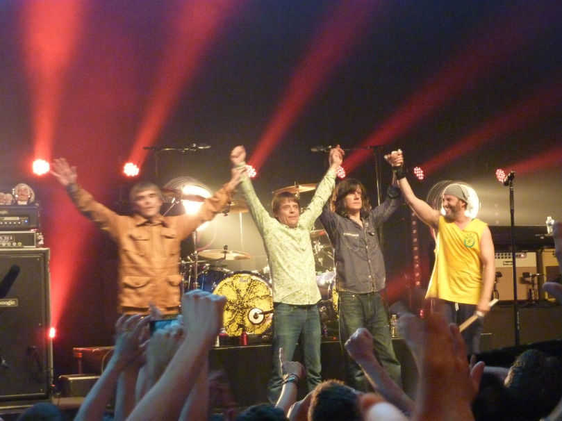 The Stone Roses, La Cigale, 2013
