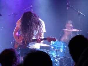 Kurt Vile, Paris, 8th June 2013, guitar solo