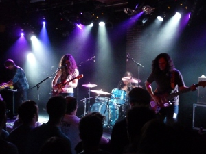 Kurt Vile & The Violators, Paris, 8th June 2013