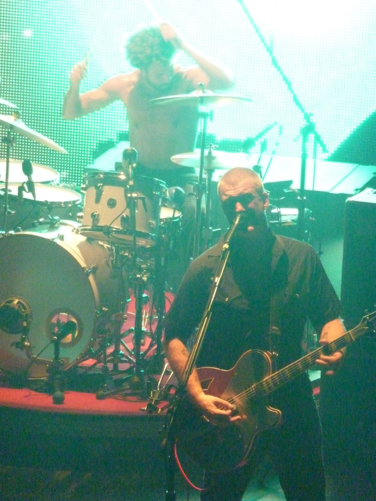 QOTSA Paris June 2013 : Josh Homme