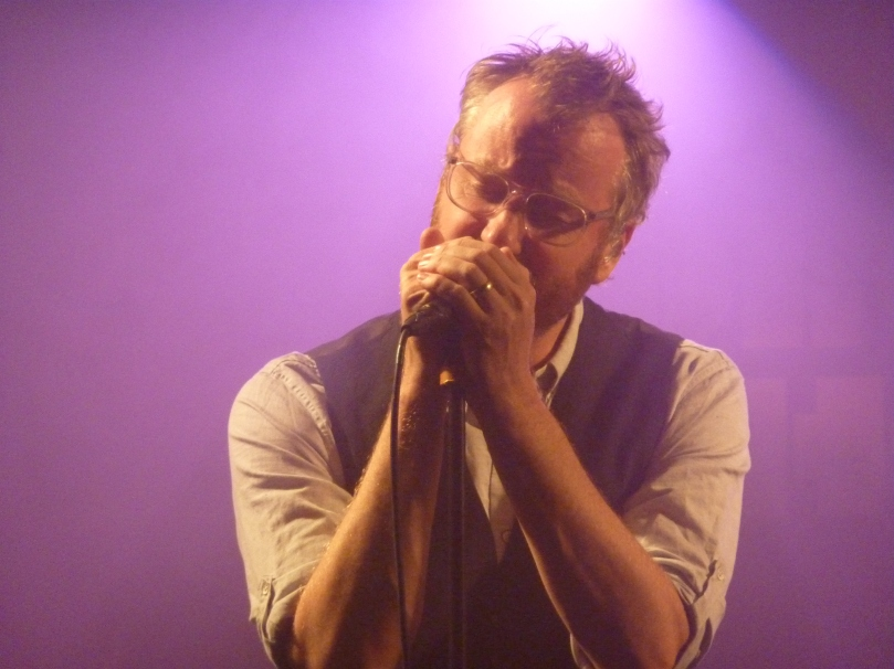 The National, Paris, June 2013 (Matt Berninger)