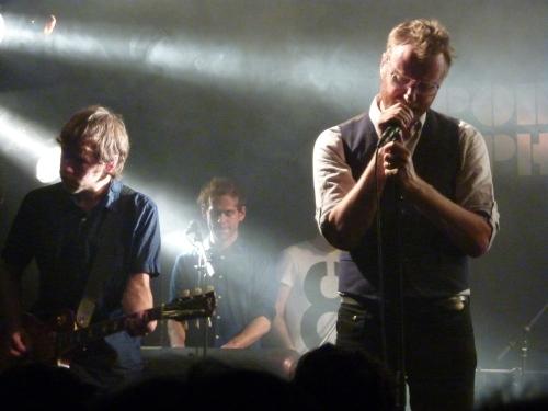 The National, Paris, June 2013 (Band)