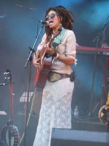 Valerie June - Eurocks Belfort 2013