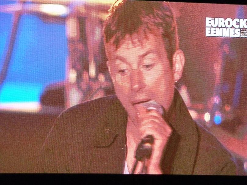 Blur - Damon Albarn - Eurocks Belfort 2013