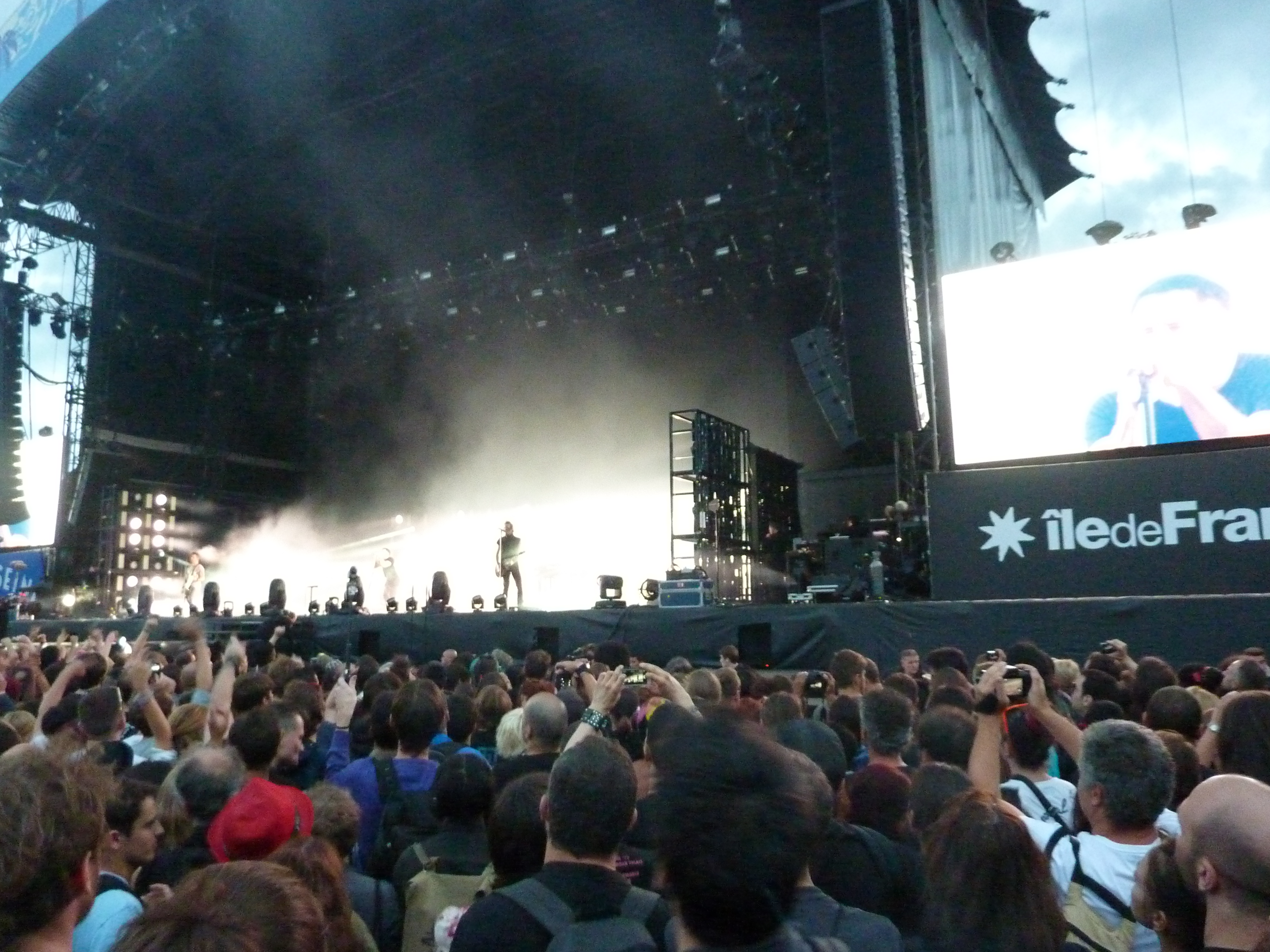 Nine Inch Nails – Virgins and Philistines