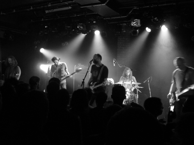 Built To Spill, Paris 2013, band