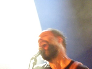 Built To Spill, Paris 2013, Doug Martsch singing