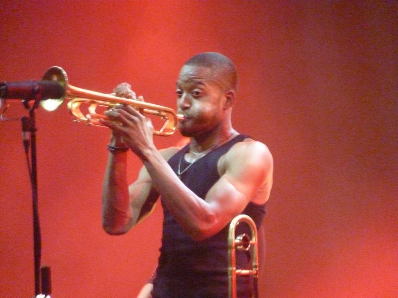 Trombone Shorty - Olympia 2013