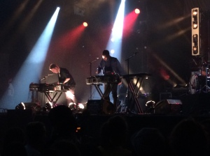 Mount Kimbie Pitchfork 2013