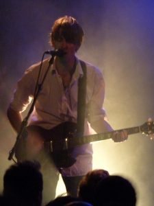 Stephen Malkmus & The Jigs, Paris 2014 - Stephen Malkmus singing