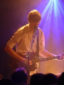 Stephen Malkmus & The Jigs, Paris 2014 - Stephen Malkmus on guitar