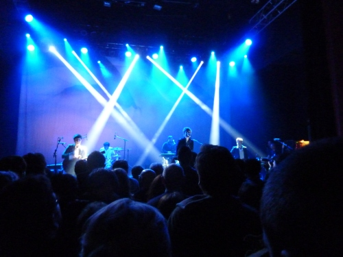 Spoon, Shepherd's Bush Empire, Band