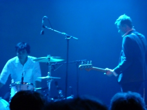 Spoon, Shepherd's Bush Empire, Jim Eno