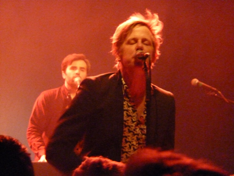 Spoon, Shepherd's Bush Empire, Britt Daniel