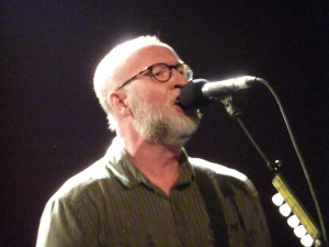 Bob Mould, Village Underground, November 2014, Bob singing