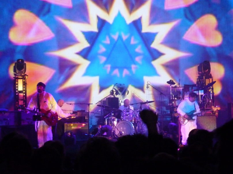 Super Furry Animals, Brixton Academy 2015, Band