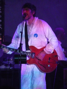 Super Furry Animals, Brixton Academy 2015, Gruff Rhys
