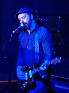 Swervedriver, London Scala 2015, Adam Franklin
