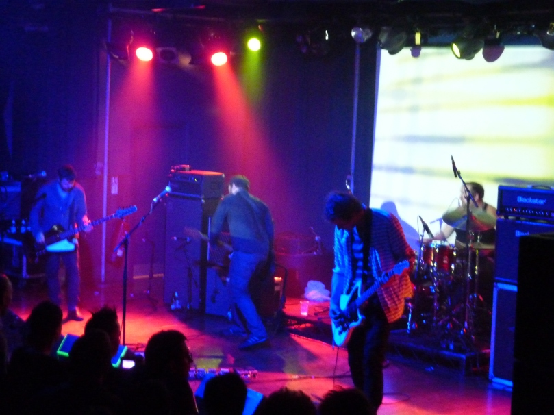 Swervedriver, London Scala 2015, full band