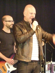 Field Day 2015, Philip Selway