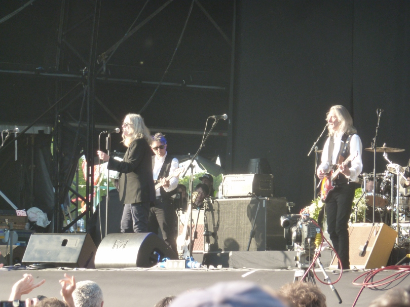 Field Day 2015, Patti Smith
