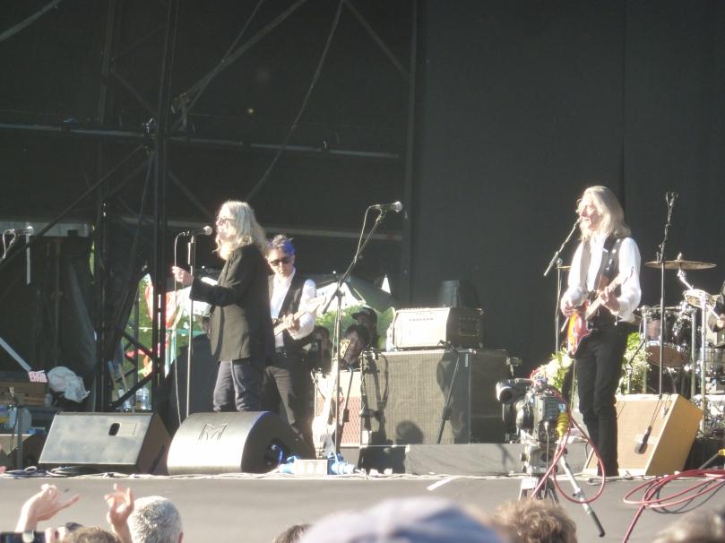 Field Day 2015, Patti Smith