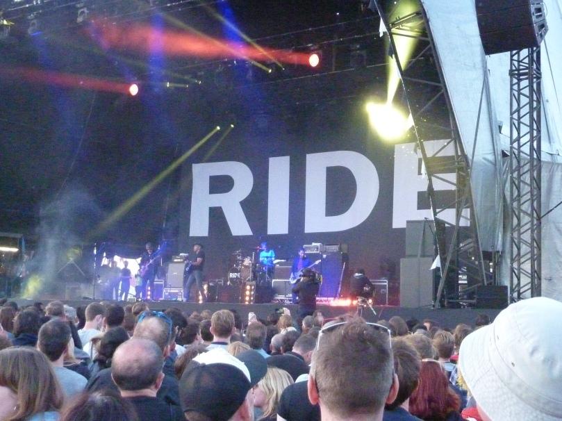 Field Day 2015, Ride