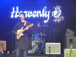 End of the Road 2015, H Hawkline, Heavenly