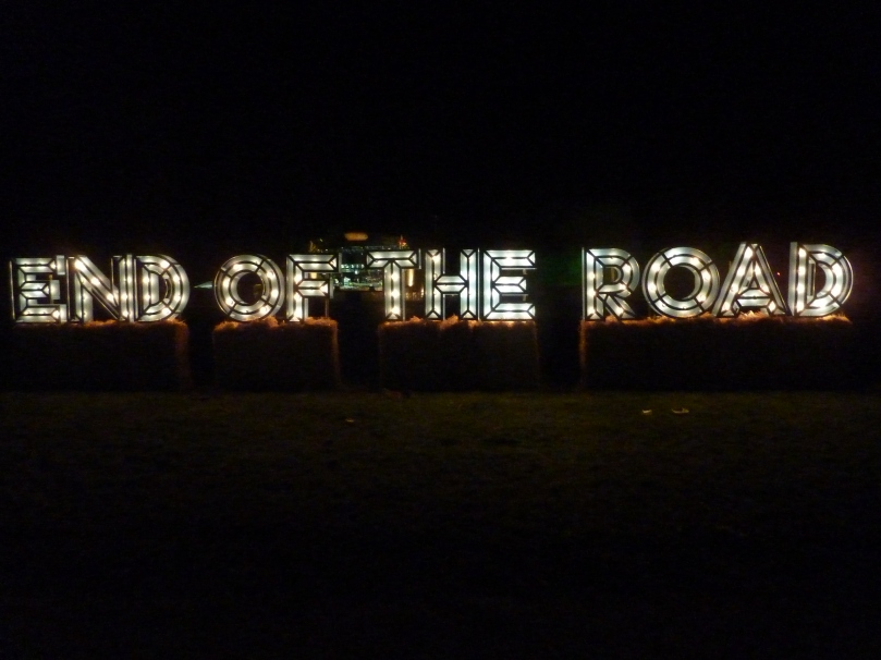 End of the Road 2015, Logo Night