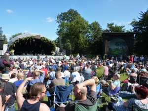 End of the Road 2015, Garden Stage