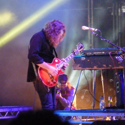 End of the Road 2015, The War On Drugs