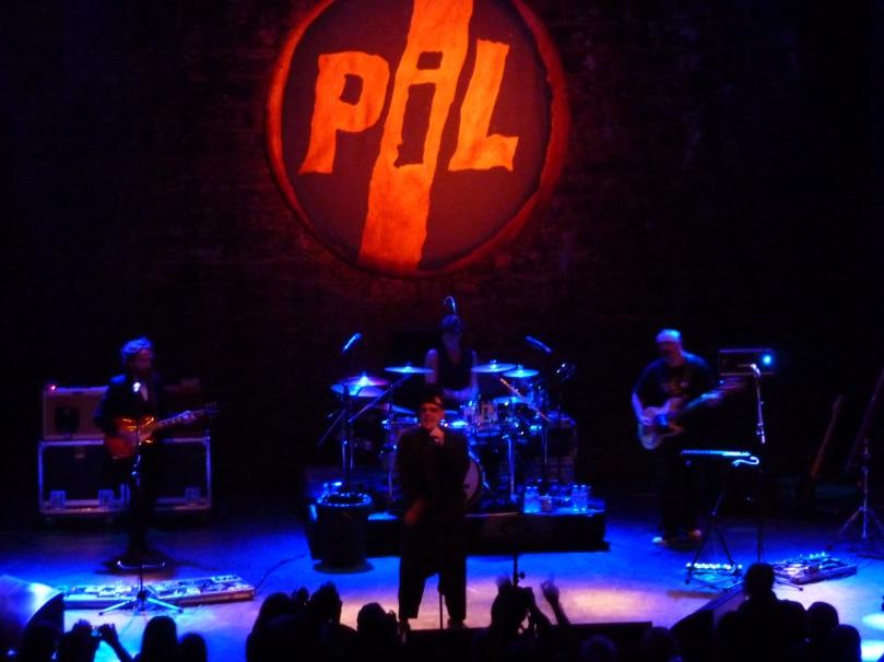 P.I.L., London October 2015