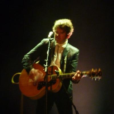 Grant-Lee Phillips, London, October 2015, on guitar