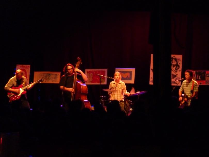 Yo La Tengo, Shepherd's Bush Empire, October 2015, band