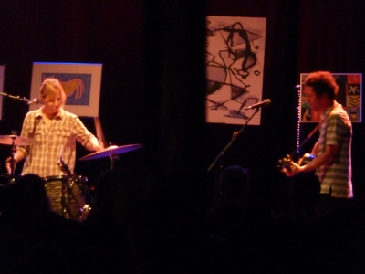 Yo La Tengo, Shepherd's Bush Empire, October 2015, Georgia and Ira