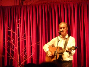Robert Forster - with tree