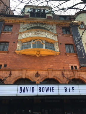 David Bowie, Shepherds Bush Empire
