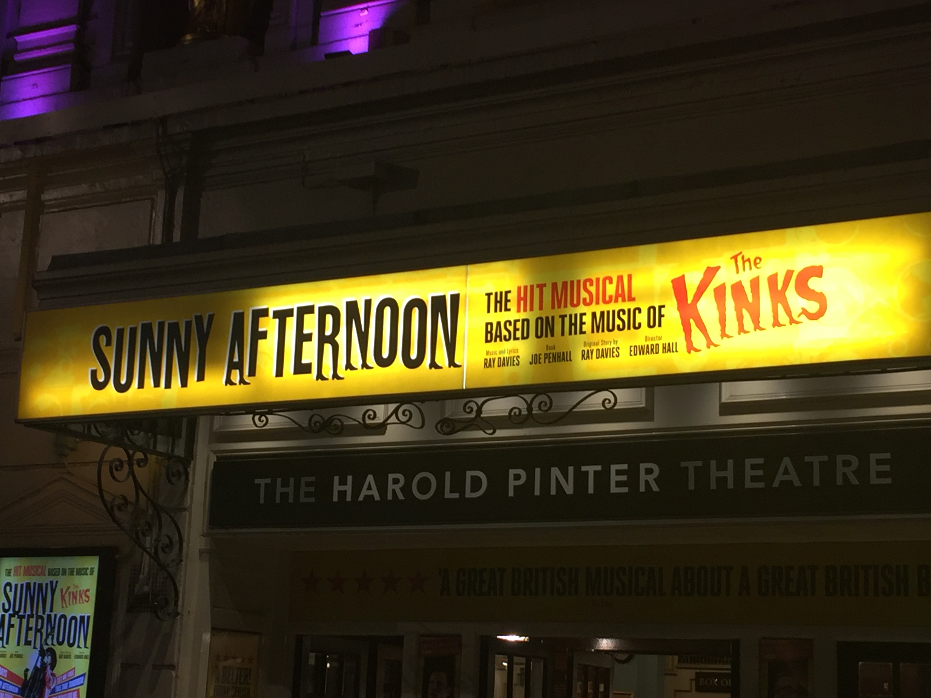 The Kinks, Sunny afternoon