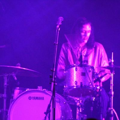 The Garden - drums