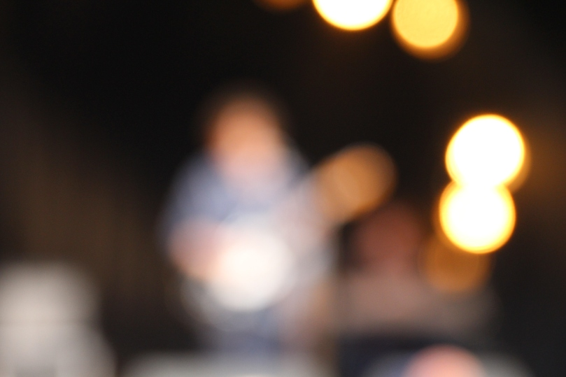 Bill Ryder-Jones - blurred