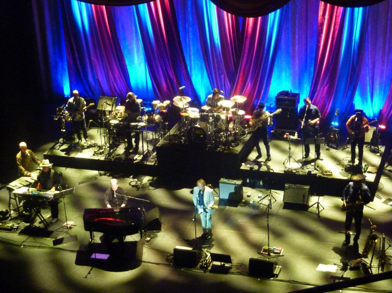 Brian Wilson, London Palladium, 20th May 2016, full band