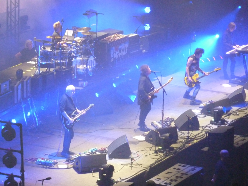 The Cure, Wembley Arena