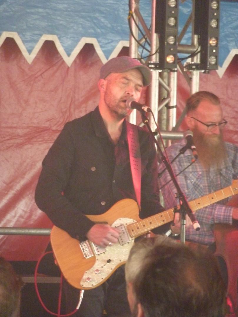 Ben Watt, Field Day Festival 2016