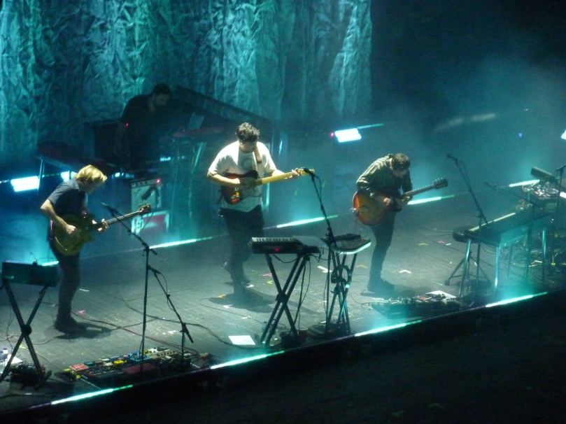 Grizzly Bear, London, October 2017