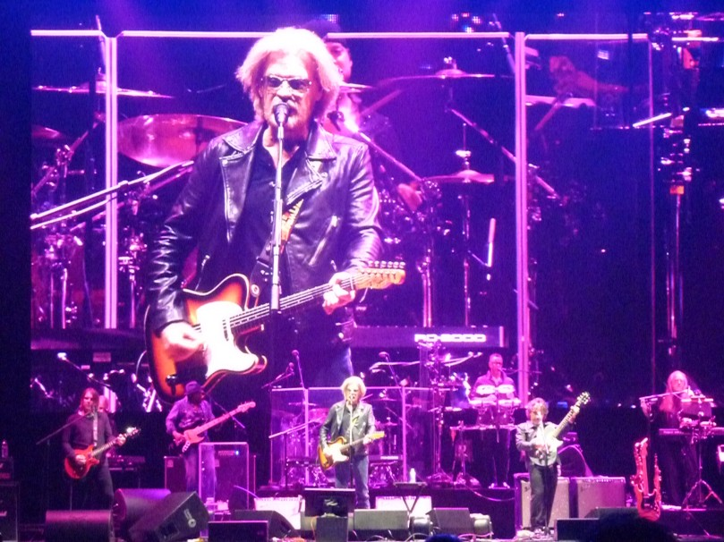 Daryl Hall & John Oates, London O2 Arena, October 2017
